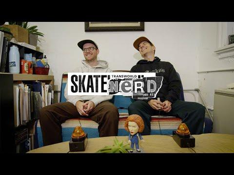 Skate Nerd: Pat Stiener Vs. Josh Stewart | Season 10 Ep. 2