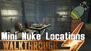 Fallout 4 - Mini Nuke Locations Guide (Big Boy / Fat Man Ammo)