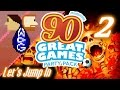 Let's Jump In: 90 Great Wii Games Party Pack (Part 2)