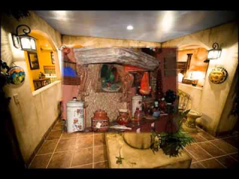 Mexican home decor ideas youtube for Mexican home decorations