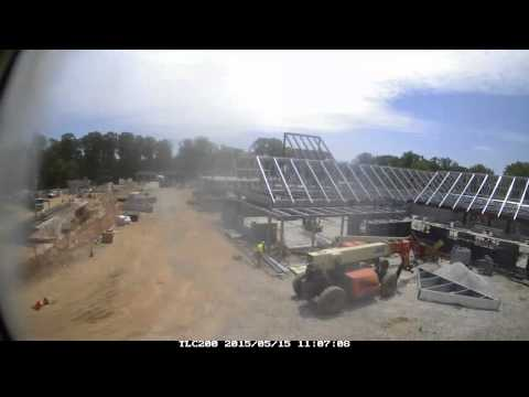 Time Lapse of The Maryland School for the Blind Autism-Blind Project Progress