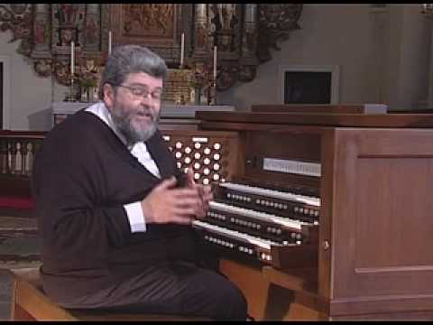 A Guided Organ Tour with Carlo Curley, Part 1/2