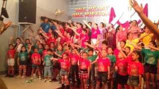 Bacao Unida Church Christmas Cantata 2013 - Gift of Heaven