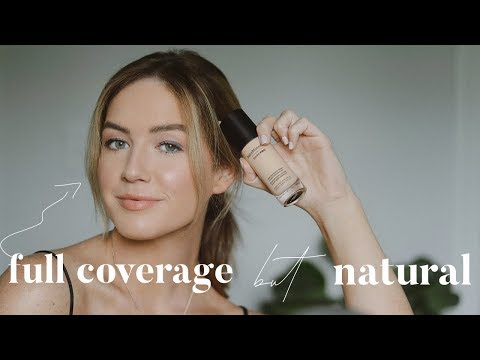 Full Coverage Products That Still Look Natural