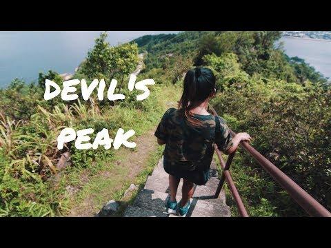 DEVIL'S PEAK (fortress hill of kowloon)