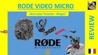 Rode VideoMicro Test