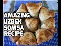Best Uzbek Somsa (Samosa) Video Recipe in the oven