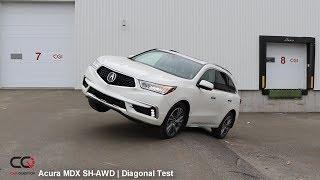 Video SH-AWD Diagonal TEST: Acura MDX | Can it climb? download MP3, 3GP, MP4, WEBM, AVI, FLV Agustus 2018