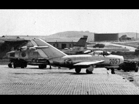Battle Stations: MiG 15 Russian Stealth (War History Documentary)