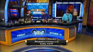 Mike & Mike: Frank Caliendo Impersonates Stephen A  Smith