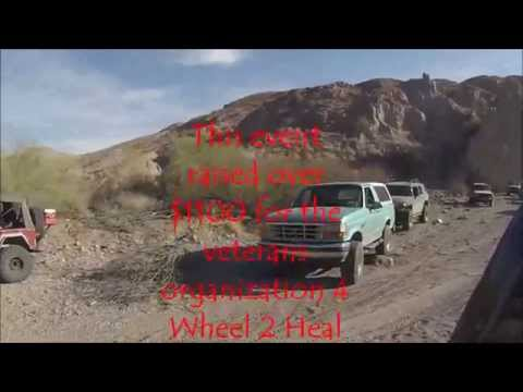 Yuma 4x4 Picacho Run