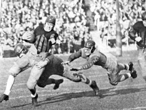 1926 Rose Bowl   Alabama (9-0) vs  Washington (10-0-1)