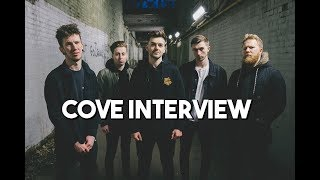 GBHBL Whiplash: Band Interview - Cove