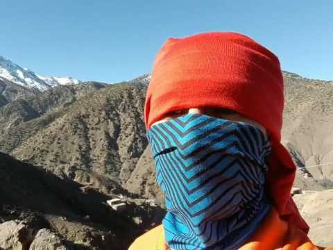 Independent Trekking in Atlas Mountains, Morocco