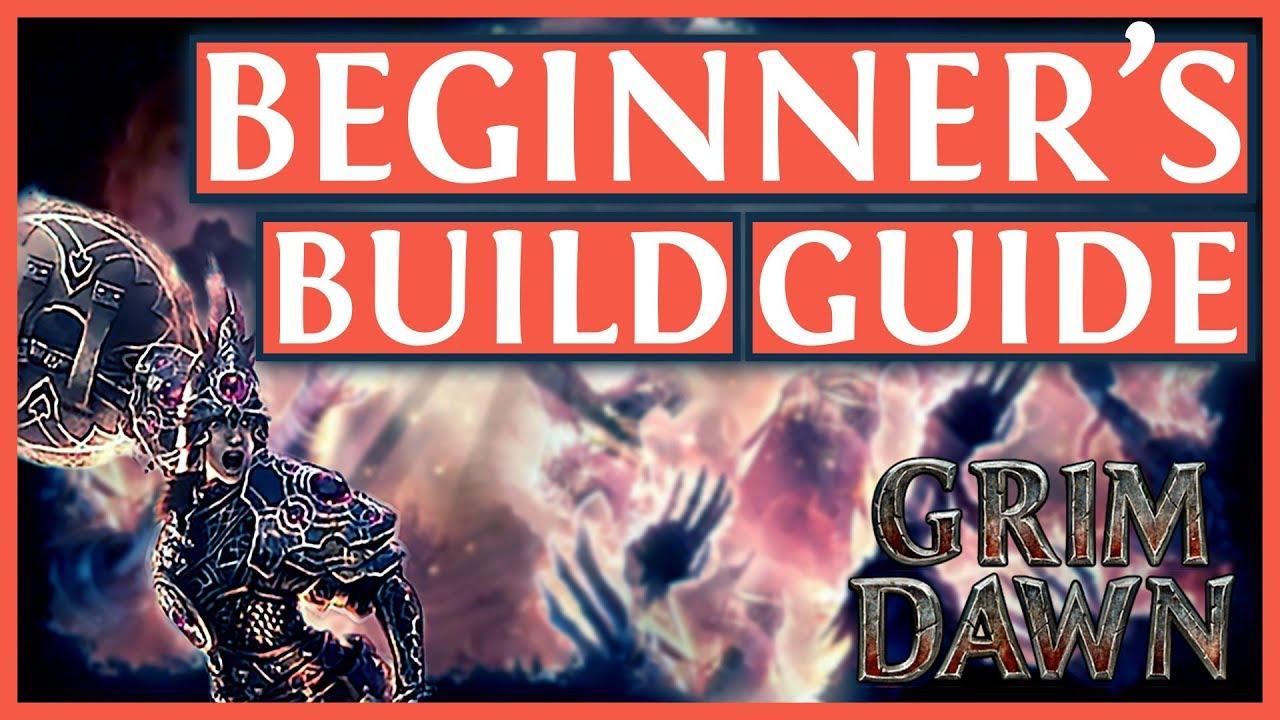 Grim Dawn Build - Oathkeeper/Nightblade Aegis, Retaliation Guide (2019)