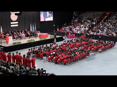 Boston University Frederick S. Pardee School of Global Studies Convocation 2017 Highlights