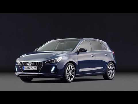 Hyundai i30 prv dotyk