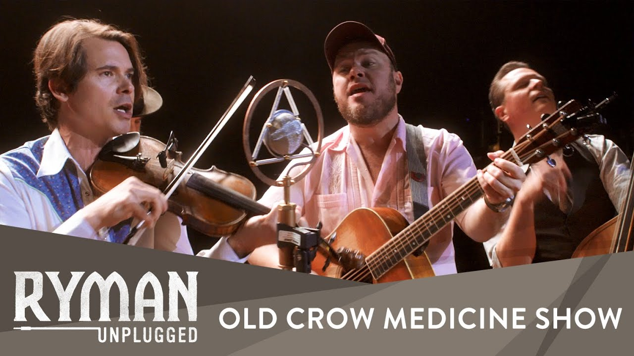 Old Crow Medicine Show Tour 2020.Old Crow Medicine Show Perform Methamphetamine At The