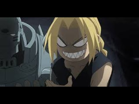 Edward Elric Funny Moments Dubbed