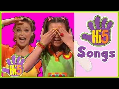 Hi-5 Songs | Ready Or Not & More Kids Songs