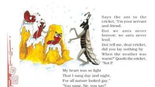 Скачать Class 8 HoneyDew The Ant And The Cricket Hindi Explanation