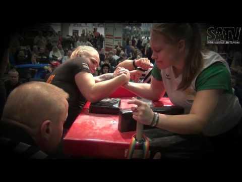 WAL 2016 - Victoria Karlsson vs Klara Bohlin Thysell