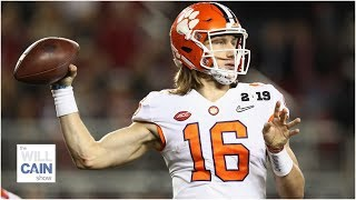 3 ways Trevor Lawrence can change sport of college football forever | Will Cain Show