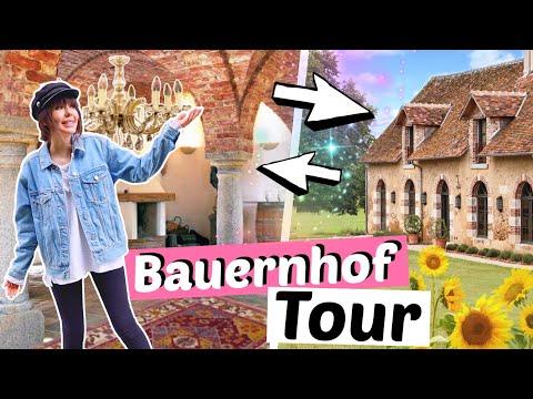 Bauernhof Tour 🌹 Mein eigener Reiterhof | ViktoriaSarina