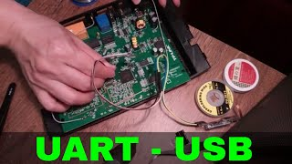 Make serial console for TP-Link TL-WDR4310 router 2 monitor or unbrick
