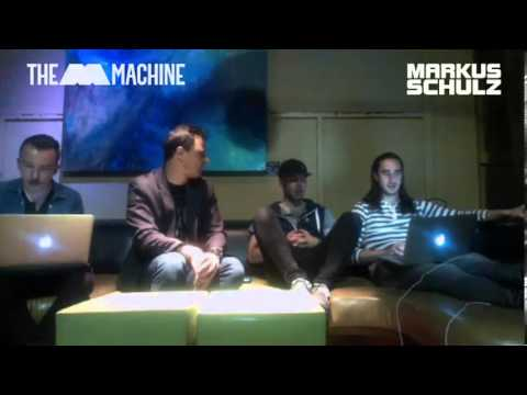 Markus Schulz & The M Machine - Scream Tour Live Q&A Session