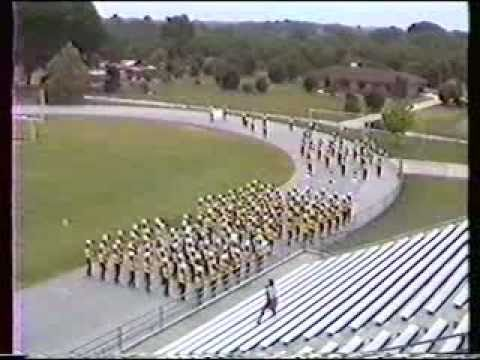 James Wood High School Band-1989 All American Musi...