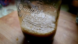 Homemade Coffee Liqueur (Kahlua) | Holiday Gift Idea #5