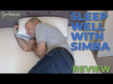 simba-hybrid-mattress-duvet-and-pillow-review