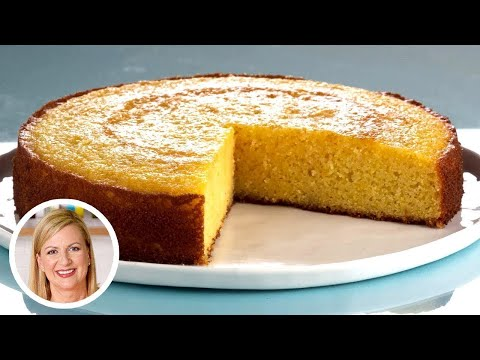 The Best ORANGE CAKE Recipe!