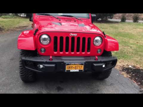How to get 2017 Rubicon Hard Rock Unlimited Jeep wrangler  below Invoice Price!! Forget MSRP Price.