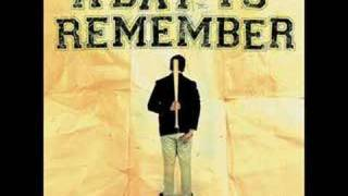 Watch A Day To Remember Fast Forward To 2012 video