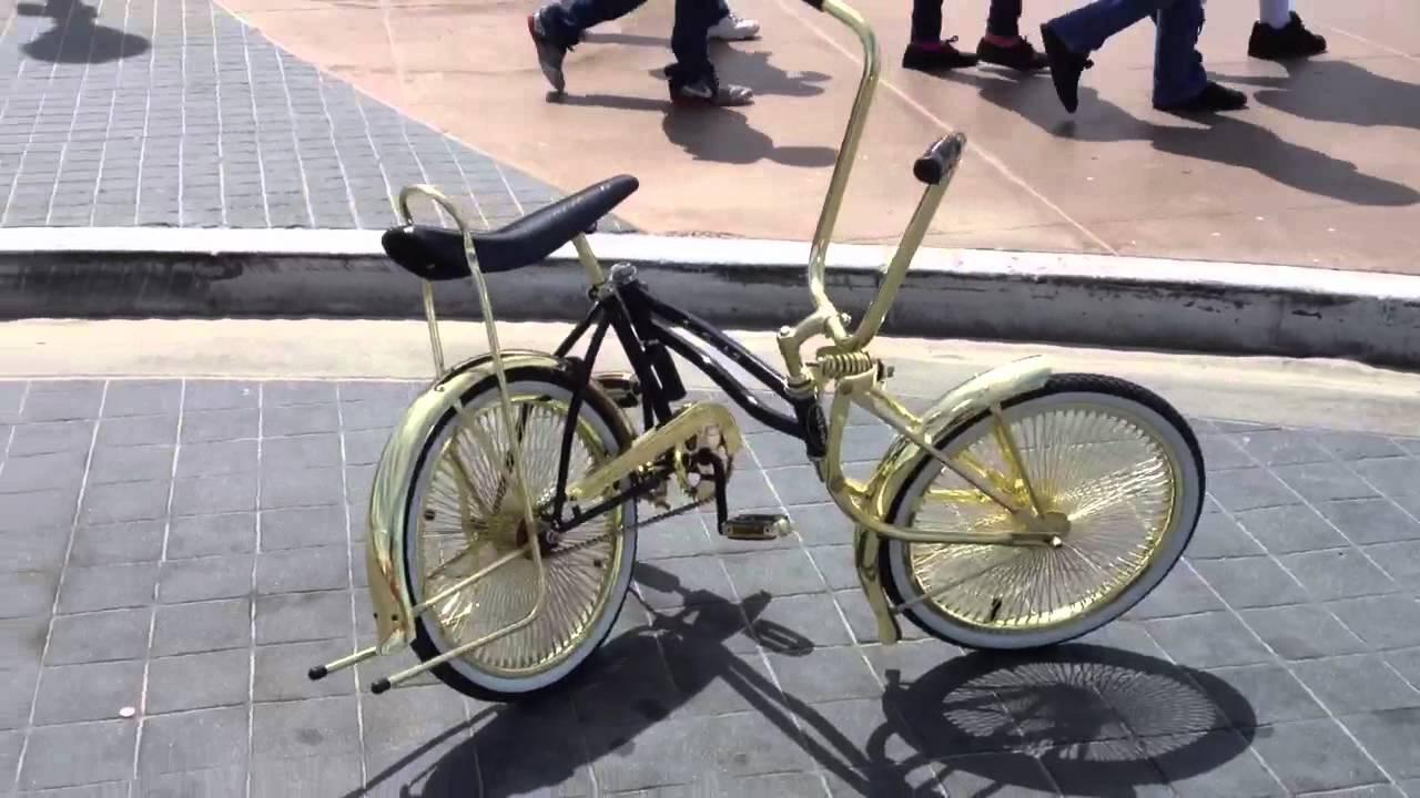 Joyride Lowrider Banana Split Bike Youtube