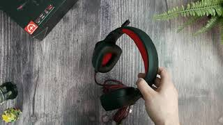 Redragon Muses H310 Gaming Headset unboxing