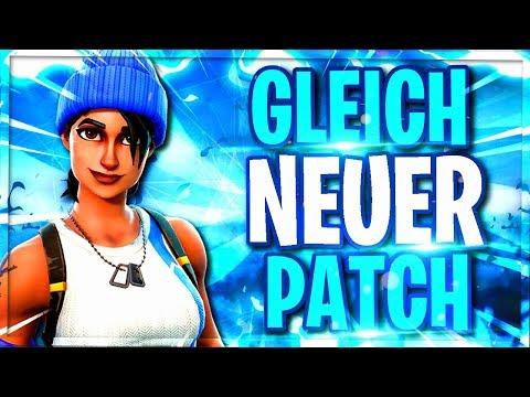 🔥NEUES UPDATE + CUSTOMGAMES🔥Alle Infos Zum Neuen Patch | Fortnite Live Deutsch Update