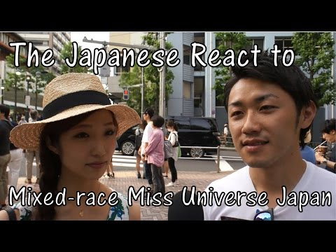 Japanese React to Mixed-race Miss Universe Japan Ariana Miyamoto (Interview)