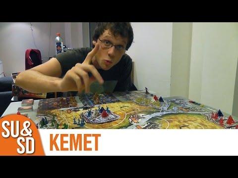 Kemet - Shut Up & Sit Down Review