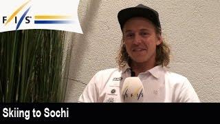 Skiing to Sochi with Mikko Kokslien