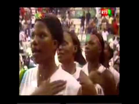Afrobasket Senegal Vs Mali Presentation des 2 Equipes