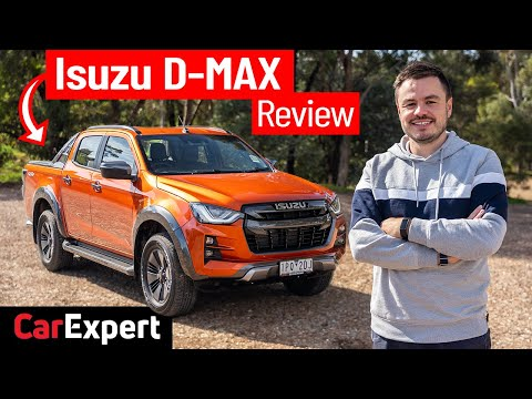 2021 Isuzu D-Max review: On-road, off-road & detailed tech test!