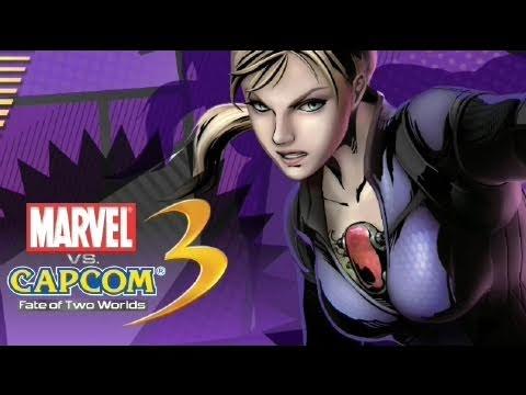 Marvel vs Capcom 3: FTW - Jill Valentine DLC Trailer (2011) MvC3   HD
