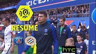 Paris Saint-Germain - Montpellier Hérault SC (2-0) - Résumé - (PSG - MHSC) / 2016-17
