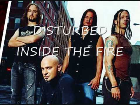 Disturbed -inside The Fire (album Version)