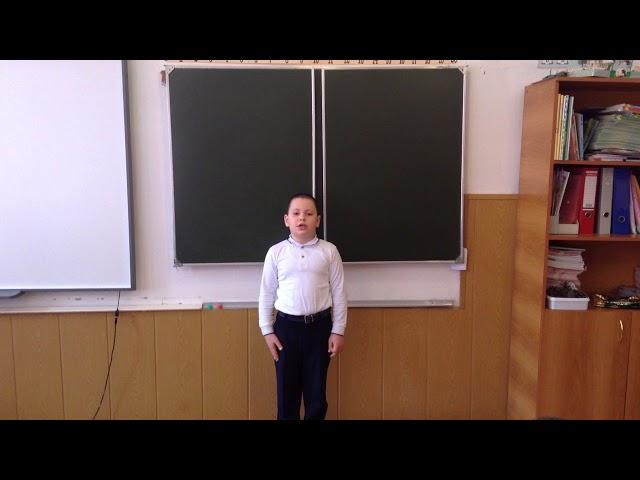 Изображение предпросмотра прочтения – ДавидКаммарзаев читает произведение «ПОСЛЕ ГРОЗЫ» А.А.Блока