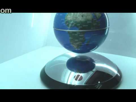 How To Make The Magic Magnetic Floating Globe Float