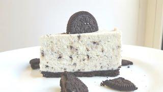 Творожный чизкейк с печеньем ОРЕО🍀БЕЗ ВЫПЕЧКИ🍀OREO no bake cheesecake
